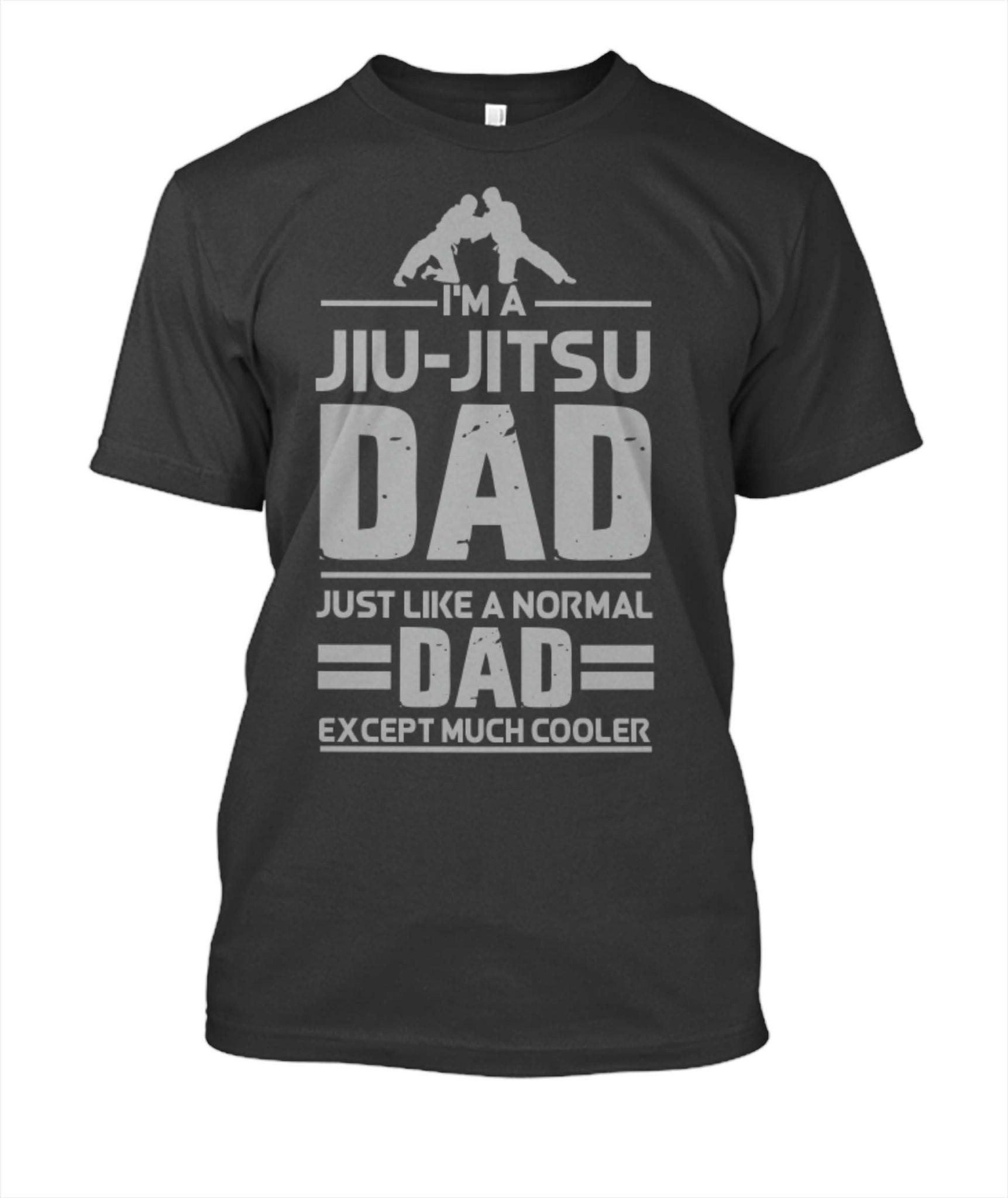 d08e7a8e Jiu-Jitsu Dad T-Shirt – Second Skin Sports